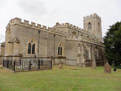 north crawley church